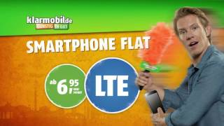 Klarmobil Fast Forward LTE