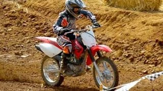 8. Honda CRF80F