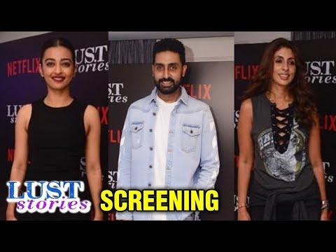 Abhishek Bachchan, Karan Johar, Sidharth Malhotra