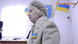 Марія Петрощук-Кушпета – почесний громадянин Сокаля