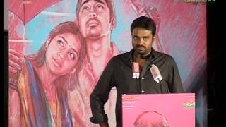 Director Vijay at Jigarthanda Movie Audio Launch