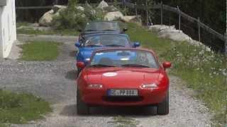 Fugen Austria  City new picture : Mazda MX-5 Tirol Days 2012 - Fügen, Austria