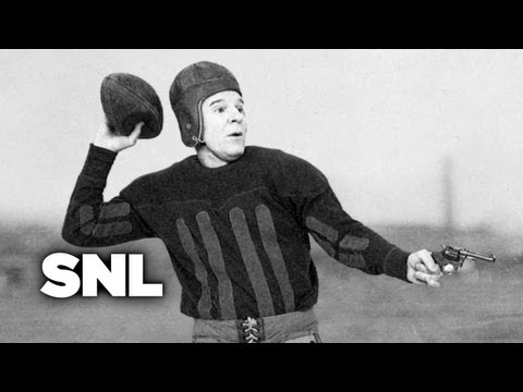 "NFL Films: Forefathers Of The Game - ""The Gun"" - SNL"