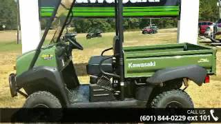8. 2013 Kawasaki MULE 4010 4x4  - Road and Track Powersports...