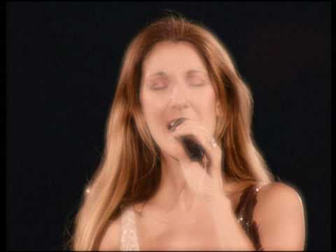 Celine Dion - French Hits Acoustic Medley Live In Paris at the Stade de France 1999 HDTV 720p
