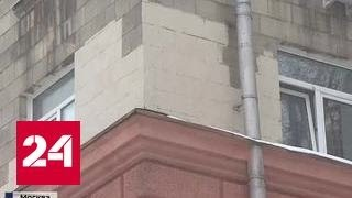 Строители уродуют сталинские дома в Москве