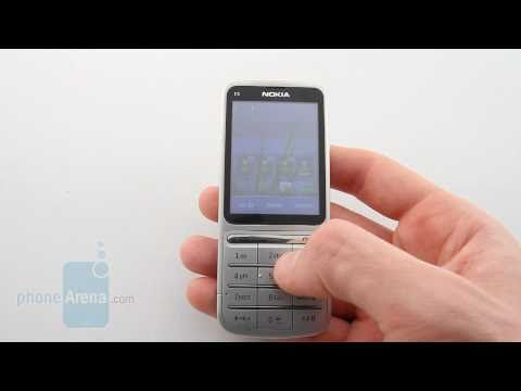 Nokia C3 Touch and Type Review