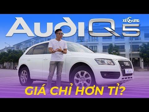 Trải nghiệm Audi Q5 2012 sau 10 ngàn km có nát như đồn đoán trên mạng? @ vcloz.com