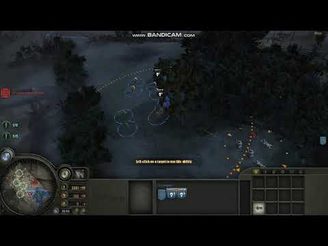 Company of Heroes Mission 2 Vierville Part 3