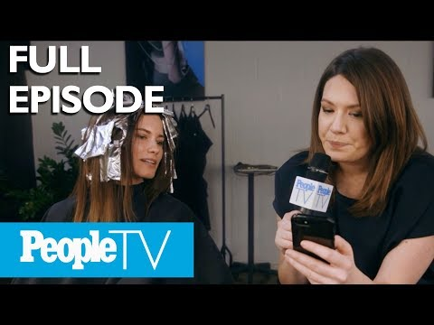 Nail salon - Michelle Collins Hits The Salon To Search Through Strangers' Phones  Search History  PeopleTV