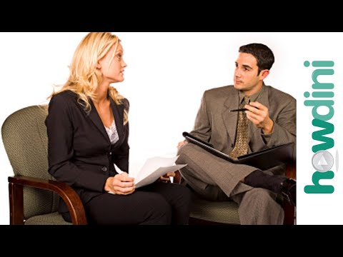 Job Interview Tips – Job Interview Questions and Answers