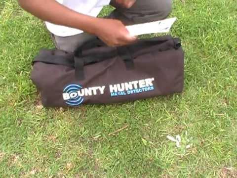 Bounty Hunter Quick Draw II Metal Detector - Overview