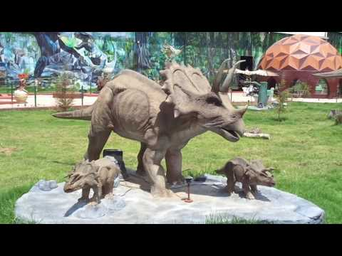 Video The Bigfoot - Dinosaurs Park  Ooty || Wonder Land part 2 download in MP3, 3GP, MP4, WEBM, AVI, FLV January 2017