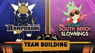 St. Louis Rampardos Team Building UCL S2 Week 7: VS South Beach Slowkings by aDrive