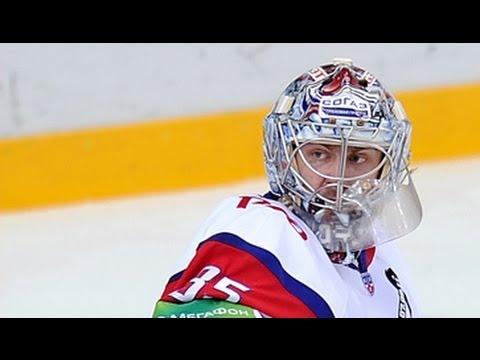 Лучшие сэйвы регулярного сезона КХЛ / KHL Top-10 saves of the regular season (видео)