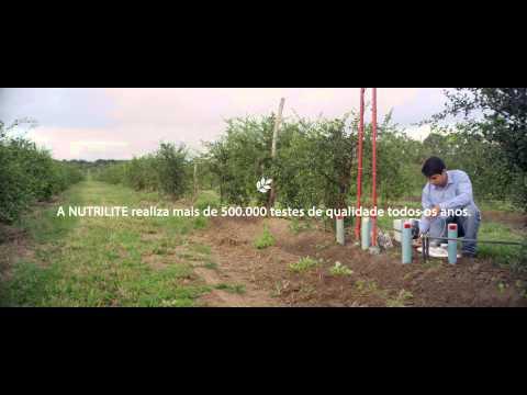 Nutrilite - Da semente ao Suplemento