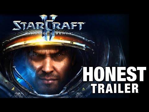 STARCRAFT II (Honest Game Trailers)