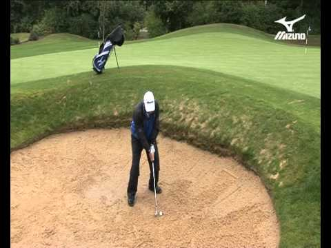 Golf Wind and Rain Lessons 18 – Wet Sand
