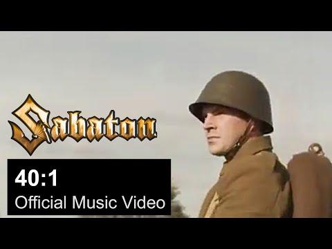 Tekst piosenki Sabaton - 40 to 1 po polsku