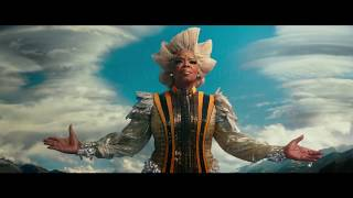 """Disney's A WRINKLE IN TIMEIn cinemas March 2018Rating:  TBCVisit: http://disney.co.nzLike us on Facebook: https://www.facebook.com/WaltDisneyStudiosAUNZ#AWrinkleInTimeMeg Murry (Storm Reid) is a typical middle school student struggling with issues of self-worth who is desperate to fit in. As the daughter of two world-renowned physicists, she is intelligent and uniquely gifted, as is Meg's younger brother Charles Wallace (Deric McCabe), but she has yet to realize it for herself.Making matters even worse is the baffling disappearance of Mr. Murry (Chris Pine), which torments Meg and has left her mother (Gugu Mbatha-Raw) heartbroken. Charles Wallace introduces Meg and her fellow classmate Calvin (Levi Miller) to three celestial guides—Mrs. Which (Oprah Winfrey), Mrs. Whatsit (Reese Witherspoon) and Mrs. Who (Mindy Kaling)—who have journeyed to Earth to help search for their father, and together they set off on their formidable quest. Traveling via a wrinkling of time and space known as tessering, they are soon transported to worlds beyond their imagination where they must confront a powerful evil. To make it back home to Earth, Meg must look deep within herself and embrace her flaws to harness the strength necessary to defeat the darkness closing in on them. """"A Wrinkle in Time"""" opens nationwide March 29, 2018."""