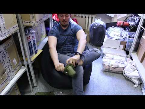 Неопреновые носки NovaTour «Степ». Видеообзор.