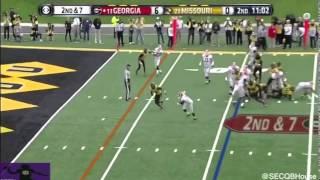 Hutson Mason vs Missouri (2014)