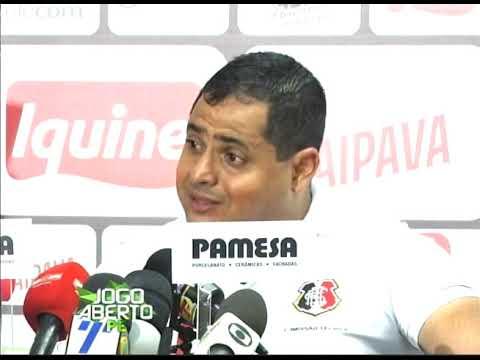 [JOGO ABERTO PE] Santa Cruz vence o clássico contra o Sport no Arruda