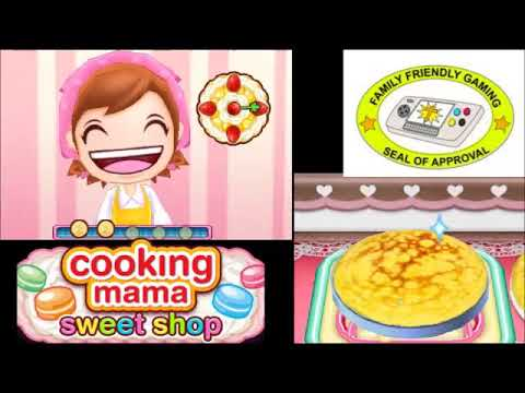 Cooking Mama Sweet Shop Episode 1