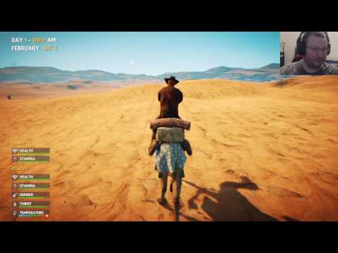 Badiya - Arabian Survival Game