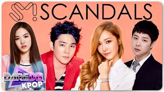 Video History of Every K-Pop Scandal with SM Entertainment MP3, 3GP, MP4, WEBM, AVI, FLV Juni 2019