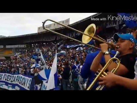 SALIDA BLUE RAIN- CLASICO CAPI77ALINO 2015-1 - Blue Rain - Millonarios