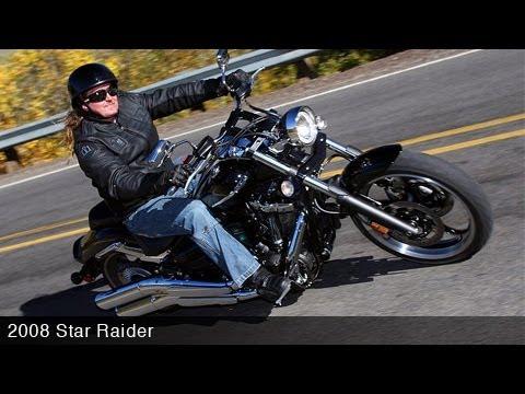 Yamaha Star Raider Motorcycle Review