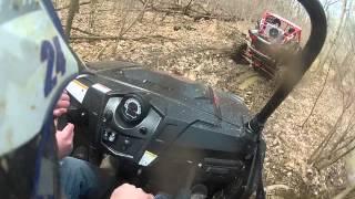 7. Hunter Maddox- Ride around in the 2014 Polaris RZR 800 XC edition