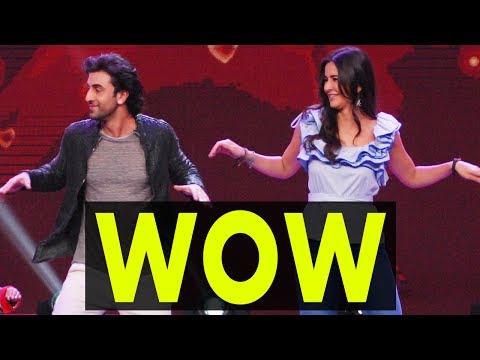 Ranbir Kapoor And Katrina Kaif Promote Jagga Jasoo