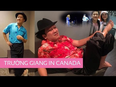Mini Liveshow Trường Giang in Canada  tháng 09/2016