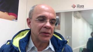 Presidente do Flamengo foi irônico sobre a questão da arbitragem, após partida entre as equipes, válida pela 15ª rodada do Brasileirão.Esporte Interativo nas Redes Sociais:Portal: http://esporteinterativo.com.br/Facebook: https://www.facebook.com/esporteinterativoTwitter: https://twitter.com/Esp_InterativoInstagram: https://www.instagram.com/esporteinterativo