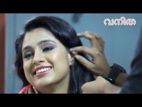 Samyuktha - Biju Menon Photo Shoot for Vanitha