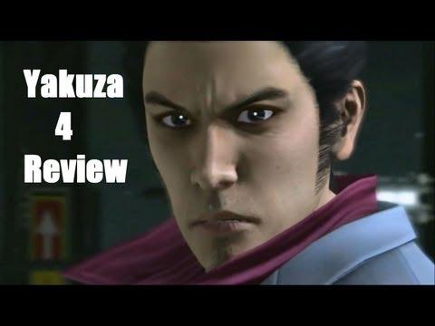 New Yakuza Playstation 4