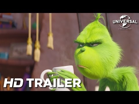 O Grinch - Trailer Oficial (Universal Pictures) HD