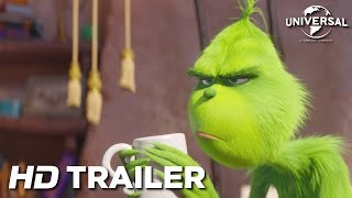 Video O Grinch - Trailer Oficial (Universal Pictures) HD MP3, 3GP, MP4, WEBM, AVI, FLV Maret 2018