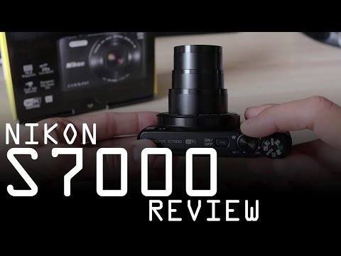 Nikon Coolpix S7000 review