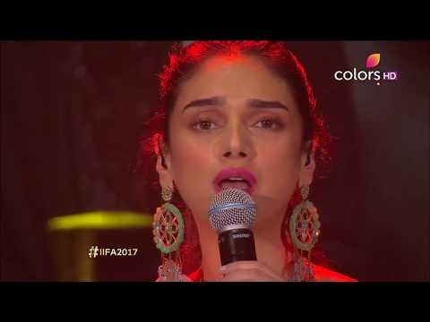 Video Aditi Rao Hydari Singing Live | Vaan Varuvaan | IIFA Rocks 2017 | A.R.Rahman | Kaatru Veliyidai | HD download in MP3, 3GP, MP4, WEBM, AVI, FLV January 2017