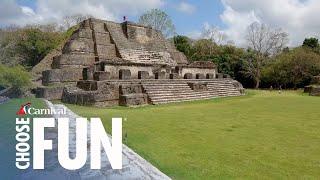 Altun Ha Mayan Site & River Wallace