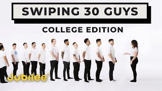 Video 30 vs 1: Dating App in Real Life MP3, 3GP, MP4, WEBM, AVI, FLV Juni 2019