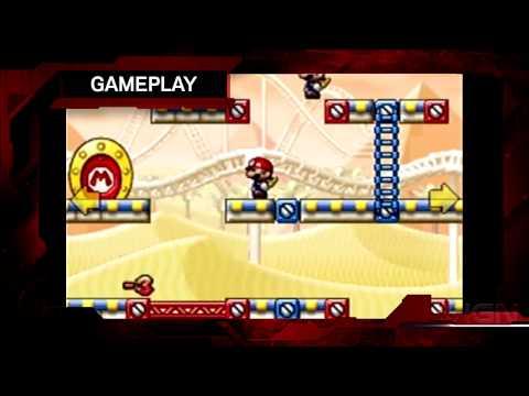 preview-Mario vs. Donkey Kong Mini-Land Mayhem!: Video Review (IGN)