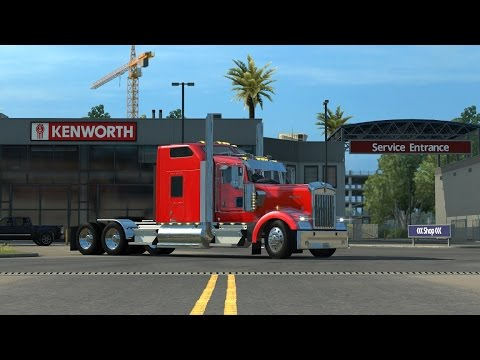 Cummins N14 Sound Mod for Peterbilt 389 v1