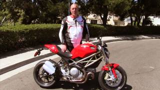 6. Greg's Garage - Show 21 - Part 3 - Ducati Monster 1100 EVO Ride