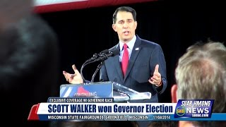 Suab Hmong News:  Exclusive coverage - Scott Walker won Wisconsin Governor Race on November 4, 2014