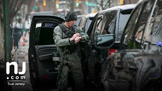 Police standoff with gunman who took over Panera Bread in Princeton