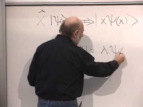 Vorlesung 3 | Moderne Physik: Quantenmechanik (Stanford)